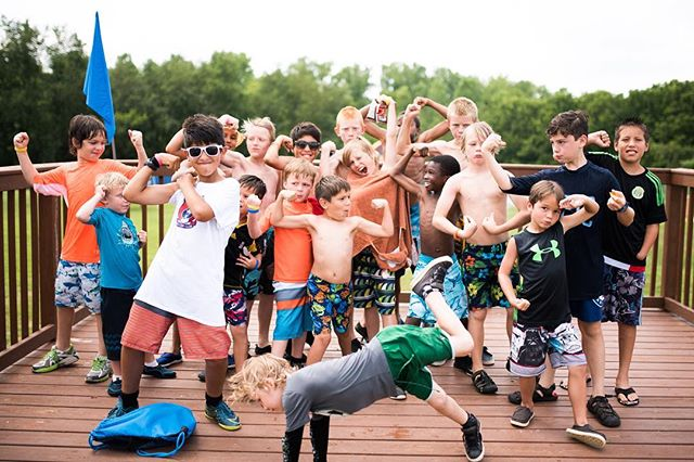 ***Parents of campers please read*** Tomorrow, June 22nd, Camp will be at a new location: 4004 Lebanon Pike, Old Hickory, TN 37138. Drop-off and Pick-up will be here!
