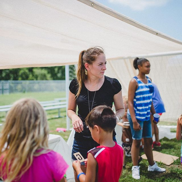 """We have the best people. Campers describe our #CampSkillz Administrator, Rachel Hartnell: """"she takes care of us""""; """"She's gentle, considerate + awesome!""""; """"We can tell she loves kids!"""" #thebest #summercamp #nashvillekids #nashville #youthdevelopment"""