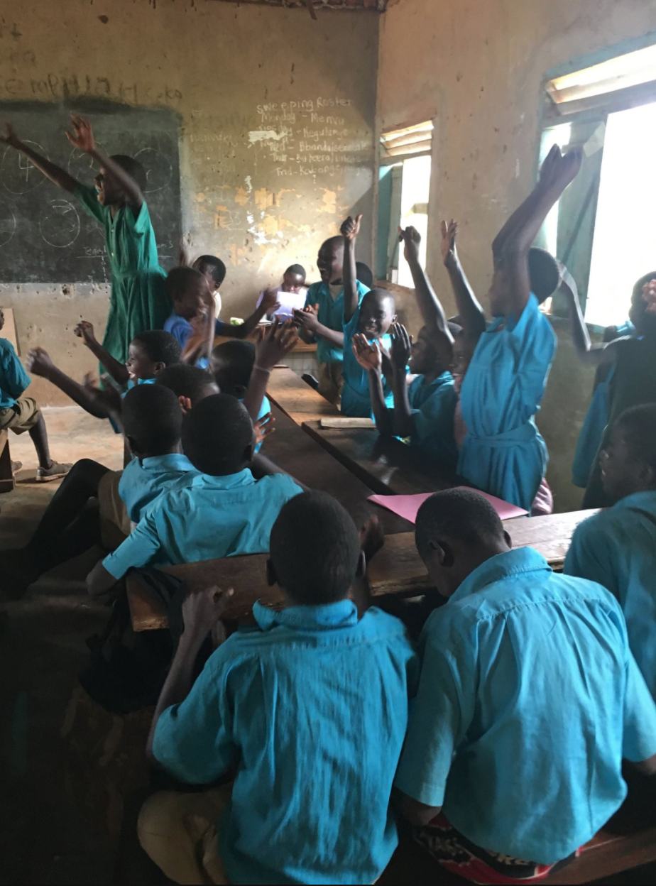 Witnessing the teachers implementing the techniques in the classroom, followed by this kind of joy and excitement, was something we'll never forget.