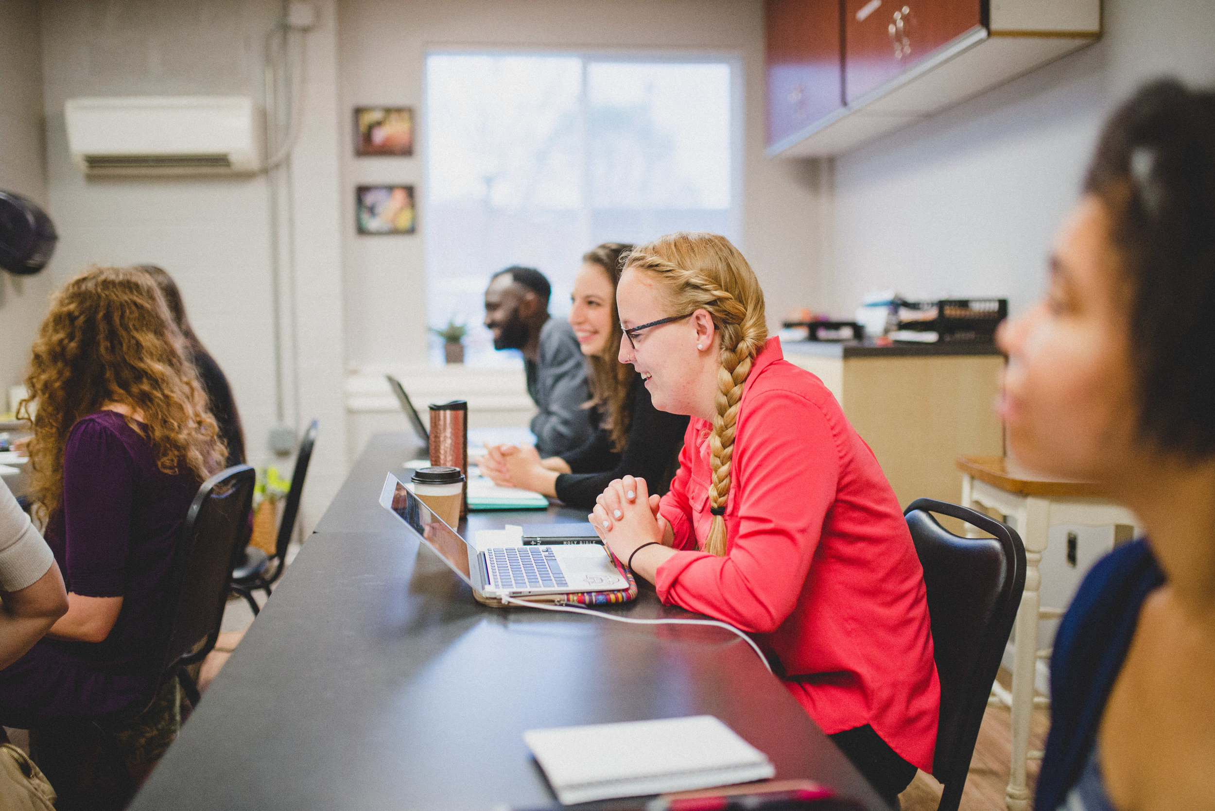 """In classes like """"Widow and Orphan Care"""" students are able to acknowledge the diverse situations that widows face around the world, and also the similarities they see."""