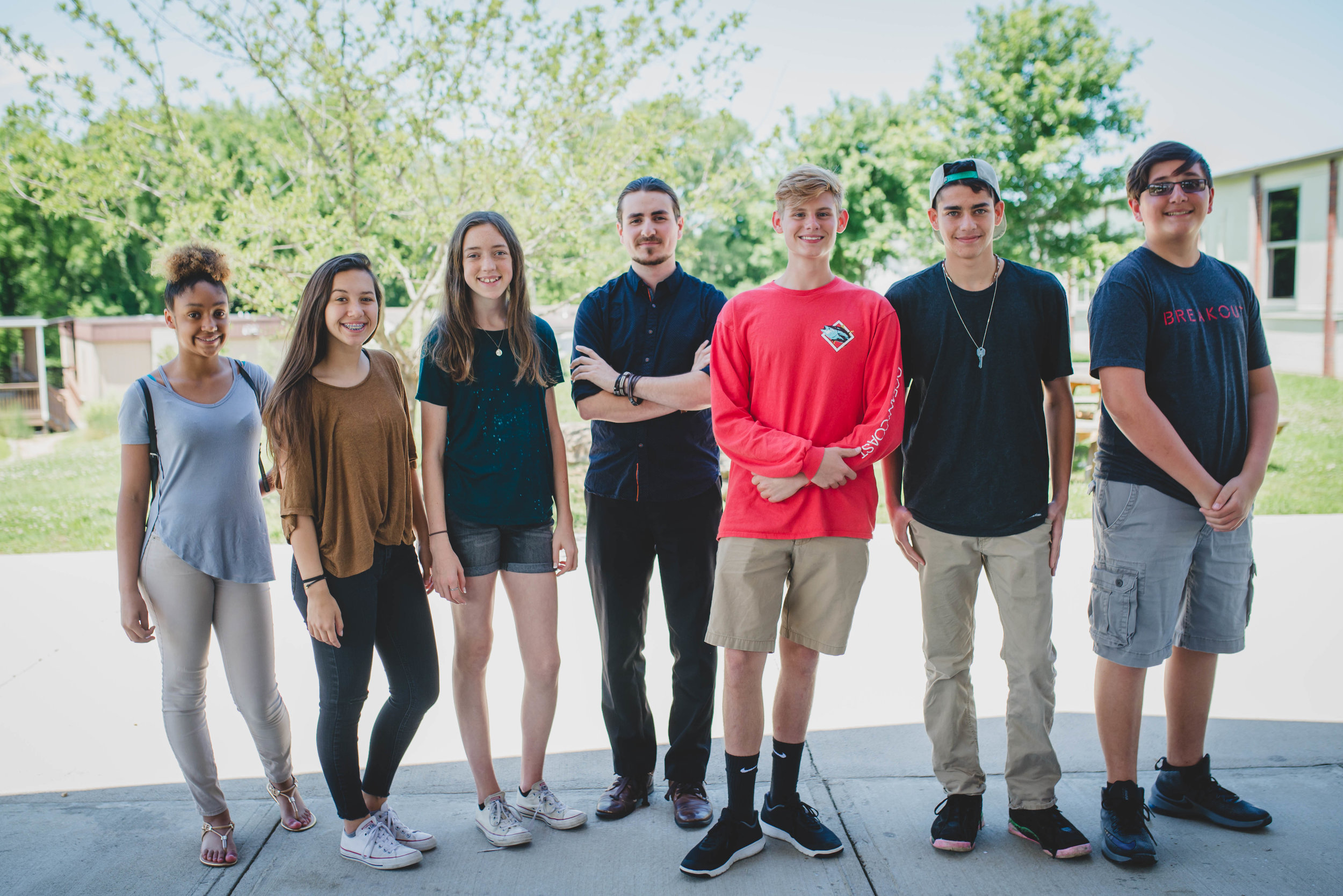 The 2018 WorkWell Media Team!