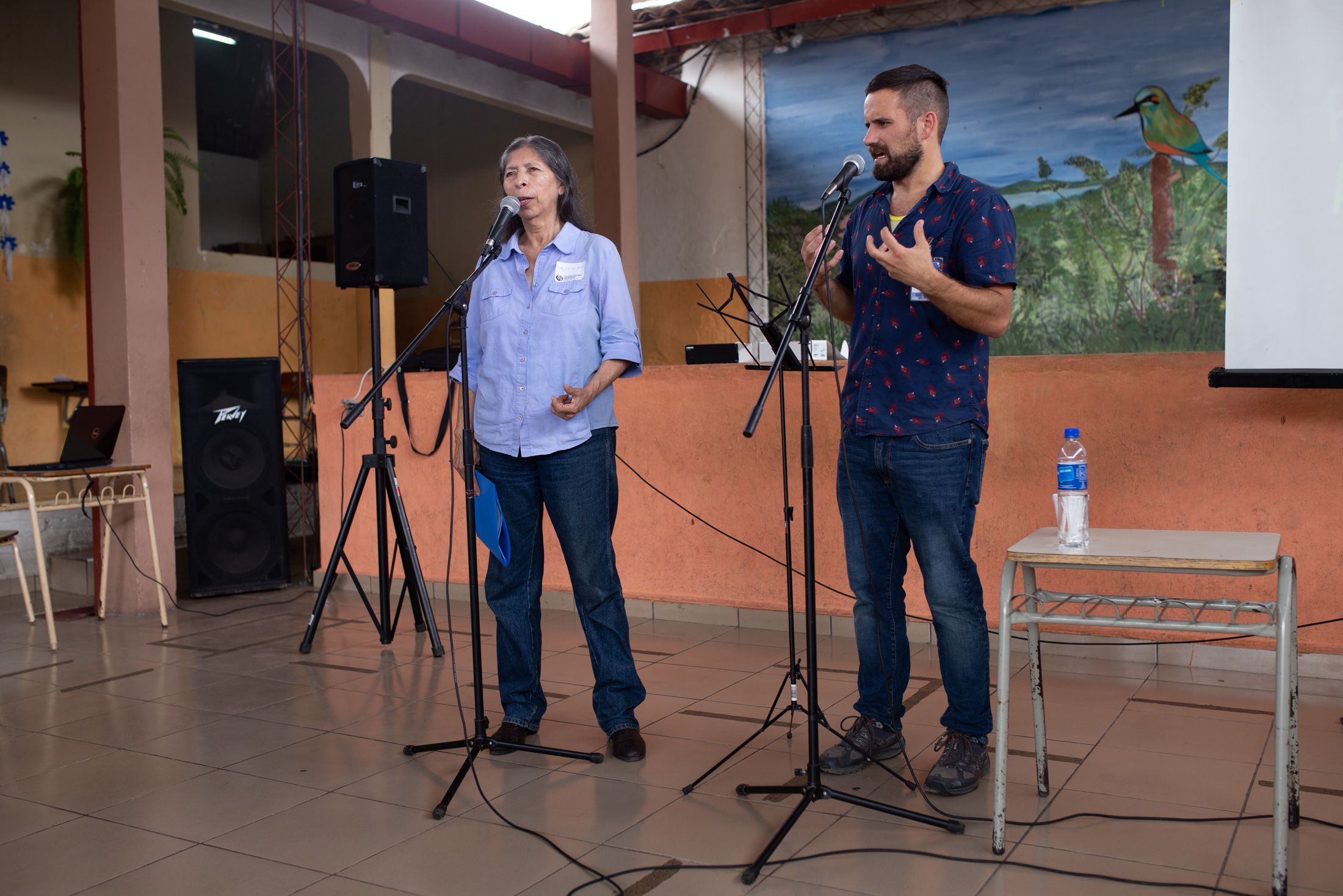 """I facilitated a session entitled """"Teaching Students Effective Study Methods"""" at our October teacher conference in El Salvador. Continued education through these conferences is one way that equips teachers to help their students to use information well."""