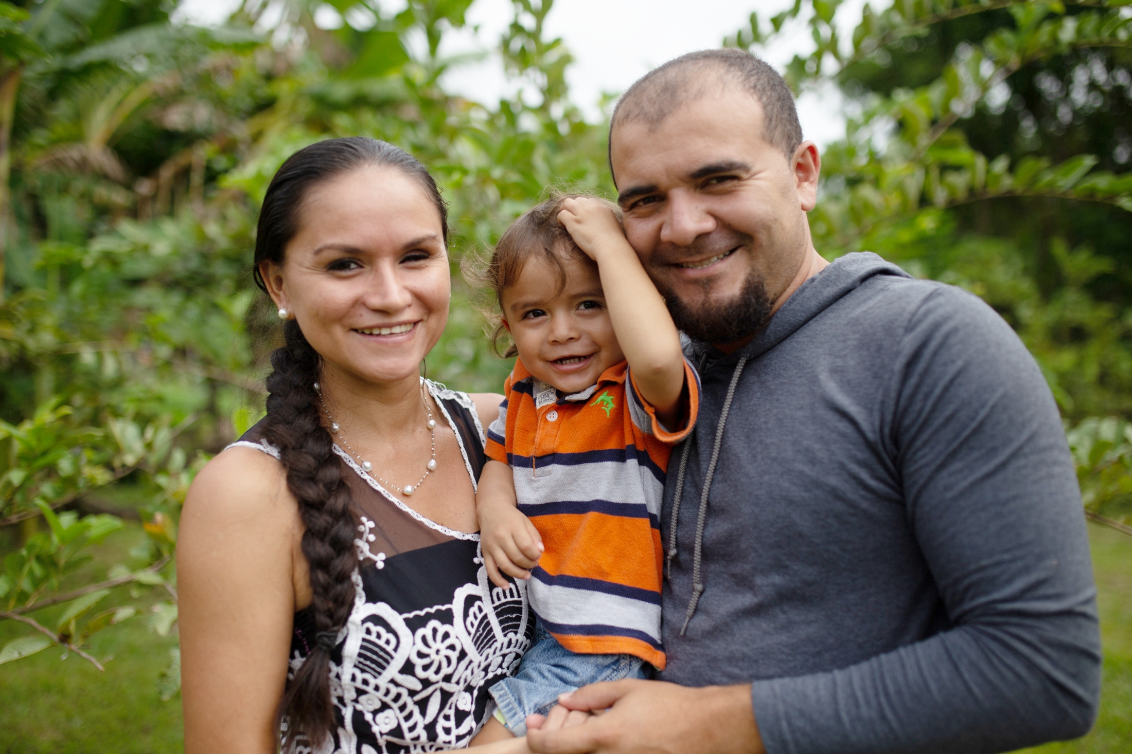 Lorena and Antonio (and their son, Liam) live on and manage our Campus in El Salvador. The Campus is consistently visited by local youth and families who journey there to find counsel in God's word and enjoy fellowship!