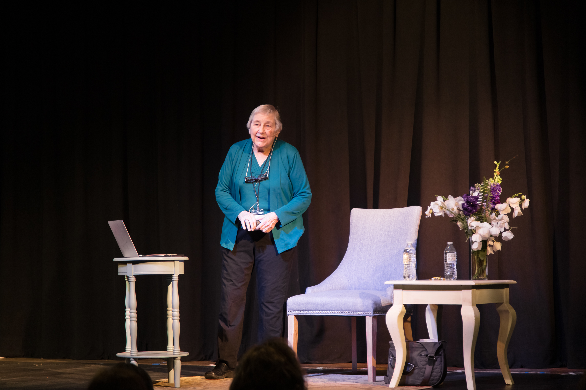It was such a gift to have Penny Simkin speak at our conference. We are so thankful for the wisdom she shared with us!