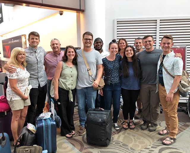Please join us in prayer for this awesome team! A few of them are traveling to East Africa for the first time, others will immerse themselves as part of the @institute_for_god program, and we've got a few key facilitators to boot. 👌🏾We're so excited for their time. 🙏🏽 #godintl #godeastafrica #mission #immersion #instituteforgod