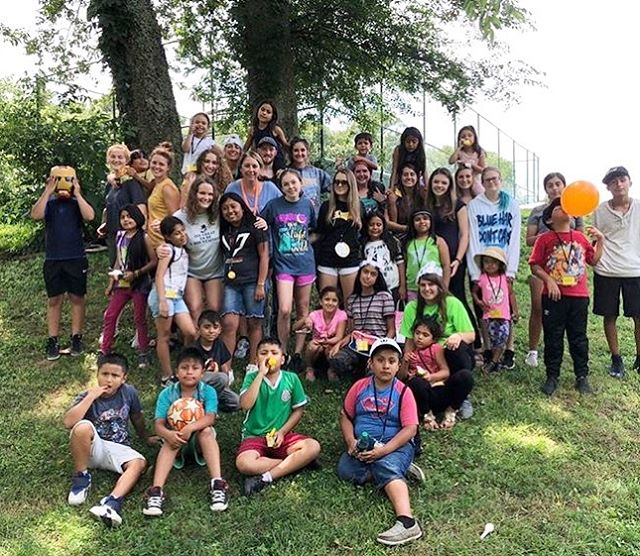 Camp Skillz Madison 2019 was run completely by SLAM! Without you, these precious kids would not have had access to a summer camp. Thanks for all your help!  #slammissions #studentslivingamission #nashville #loveyourneighbor #fordakidz