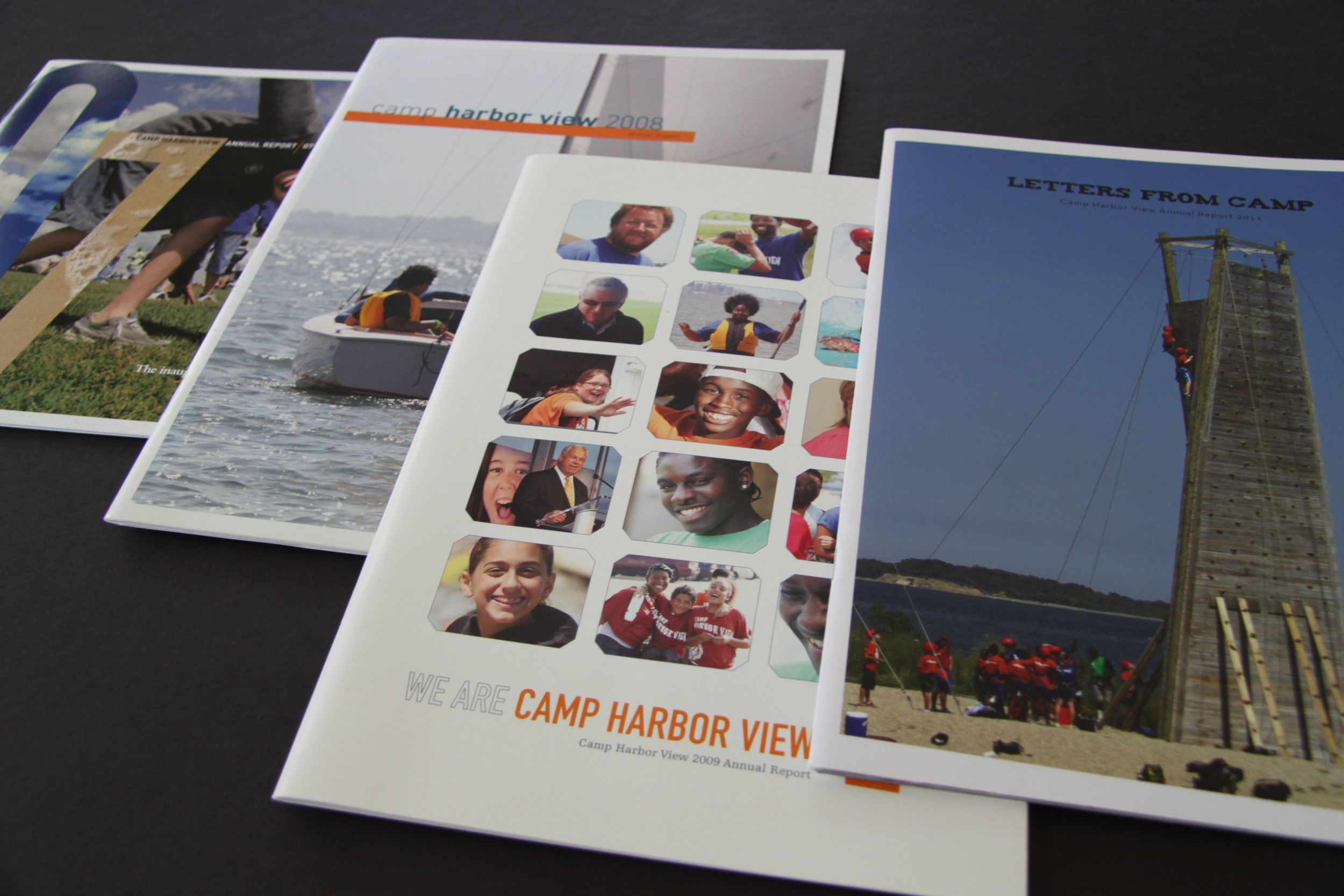 Camp Harbor View Annual Reports