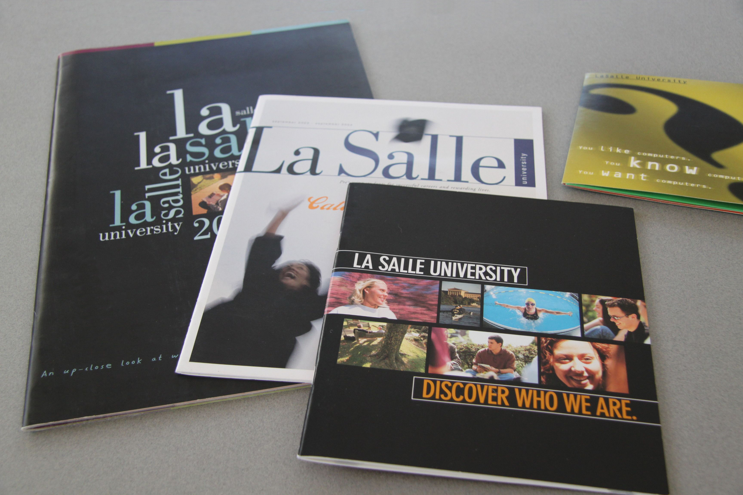 LaSalle University Viewbooks