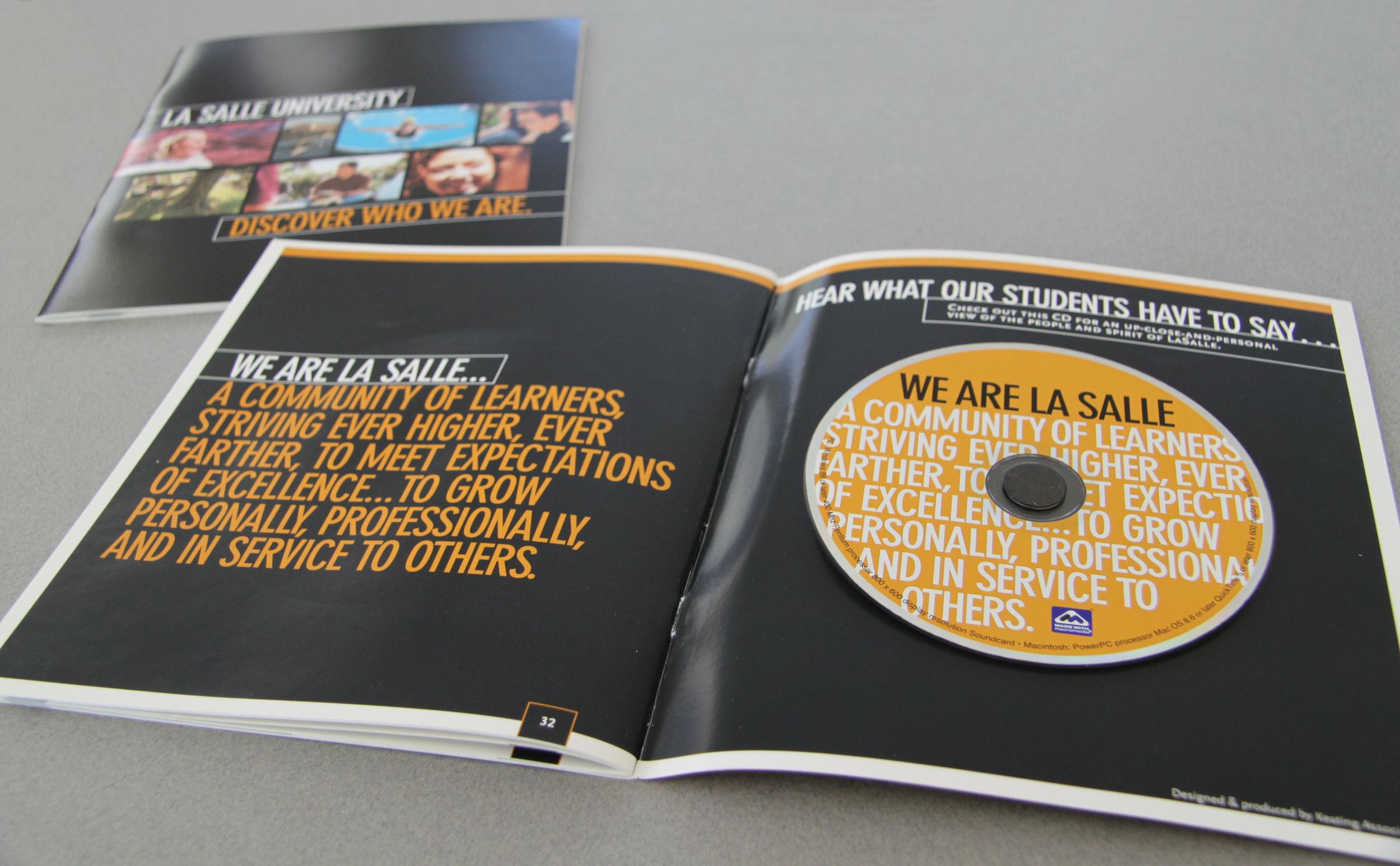 LaSalle University Viewbook