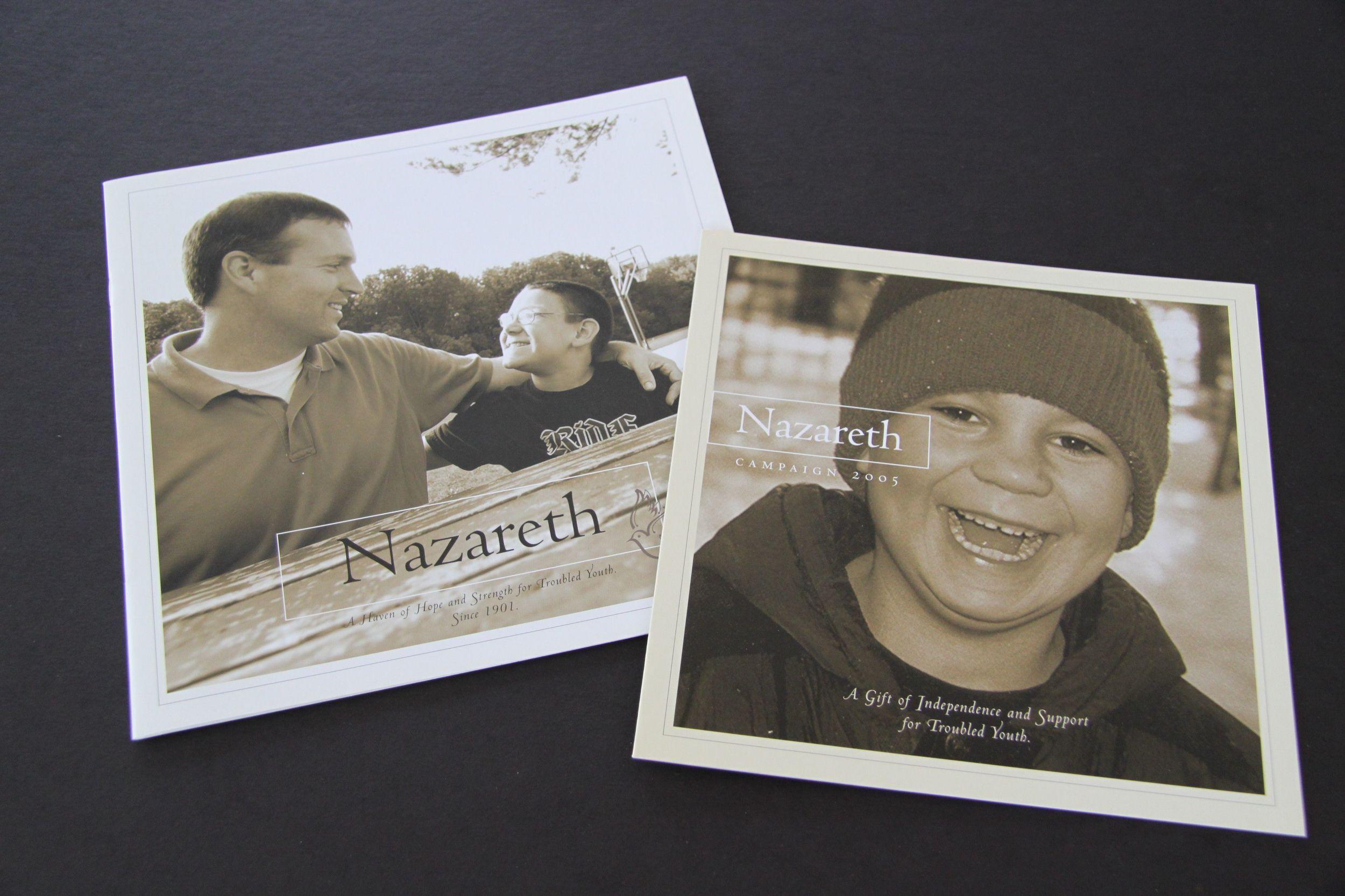 Nazareth School Brochure