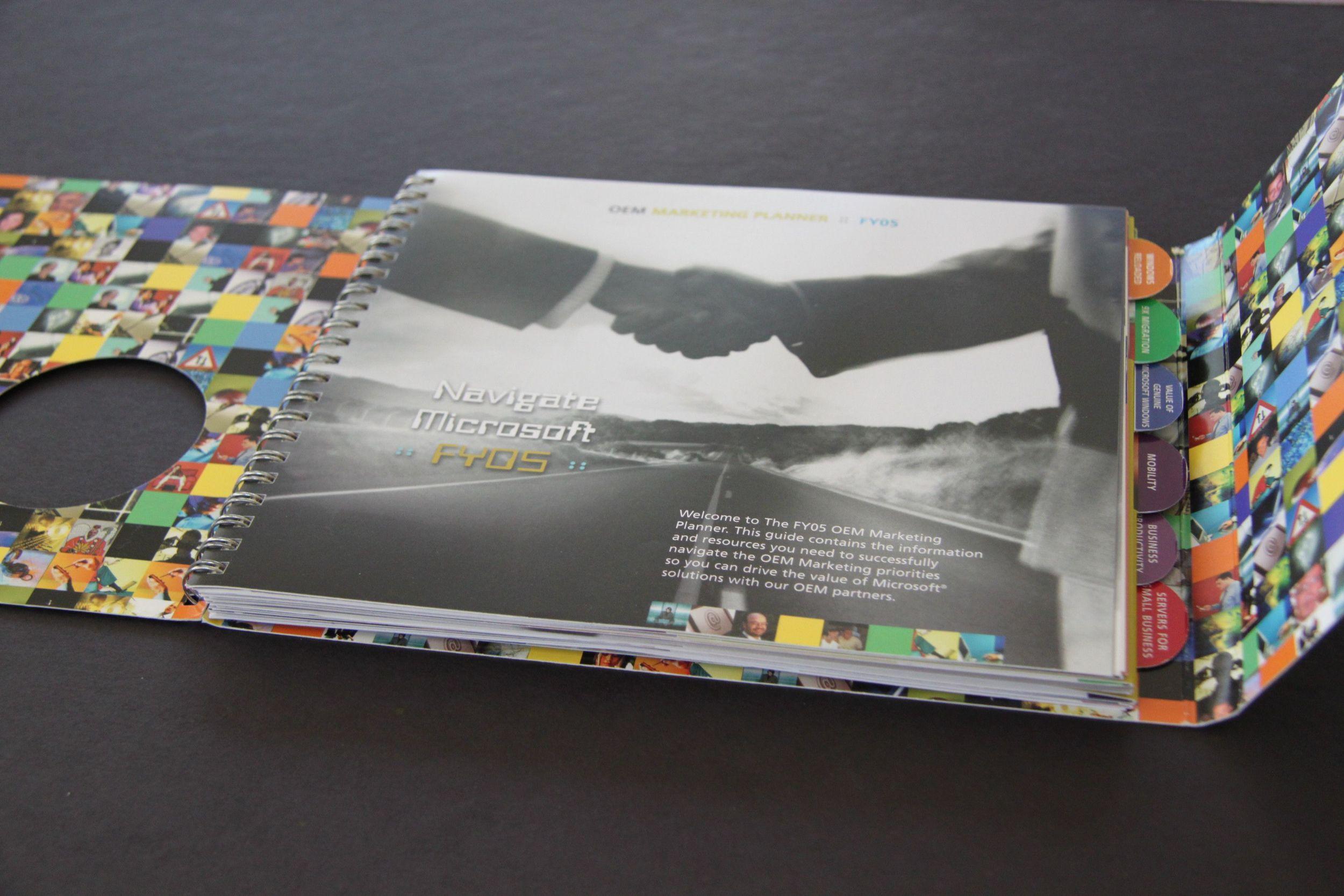 Microsoft Internal Sales Kit/Manual