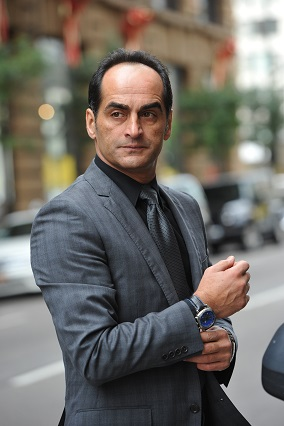 Navid Negahban 'EHSAN' - Born in Mashhad, Iran, Golden Globe-winner Navid Negahban caught the acting bug at the age of eight, when his portrayal of an old man drew laughter from a large audience at an elementary school play.Though sometimes called