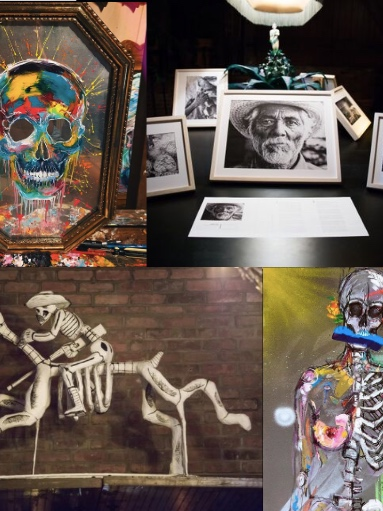 Artist showcase - Give your eyes a treat and see the works of Kamille Ejerta, Albertus Joseph, Cemí Guzmán and Al Ruiz at the Arte Agave Grand Fiesta.JUNE 21st | 8-11pmBOWERY HOTEL TERRACE335 BOWERY NY, NY 10003