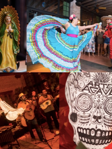 Arte Agave Grand Fiesta - Spend the evening immersed in the culture of Agave! Sip on 100 varieties of agave spirits. Savor latino cuisine from leading chefs. Treat your eyes and ears to traditional art, music and dance!JUNE 21st | 8-11pmBOWERY HOTEL TERRACE335 BOWERY NY, NY 10003