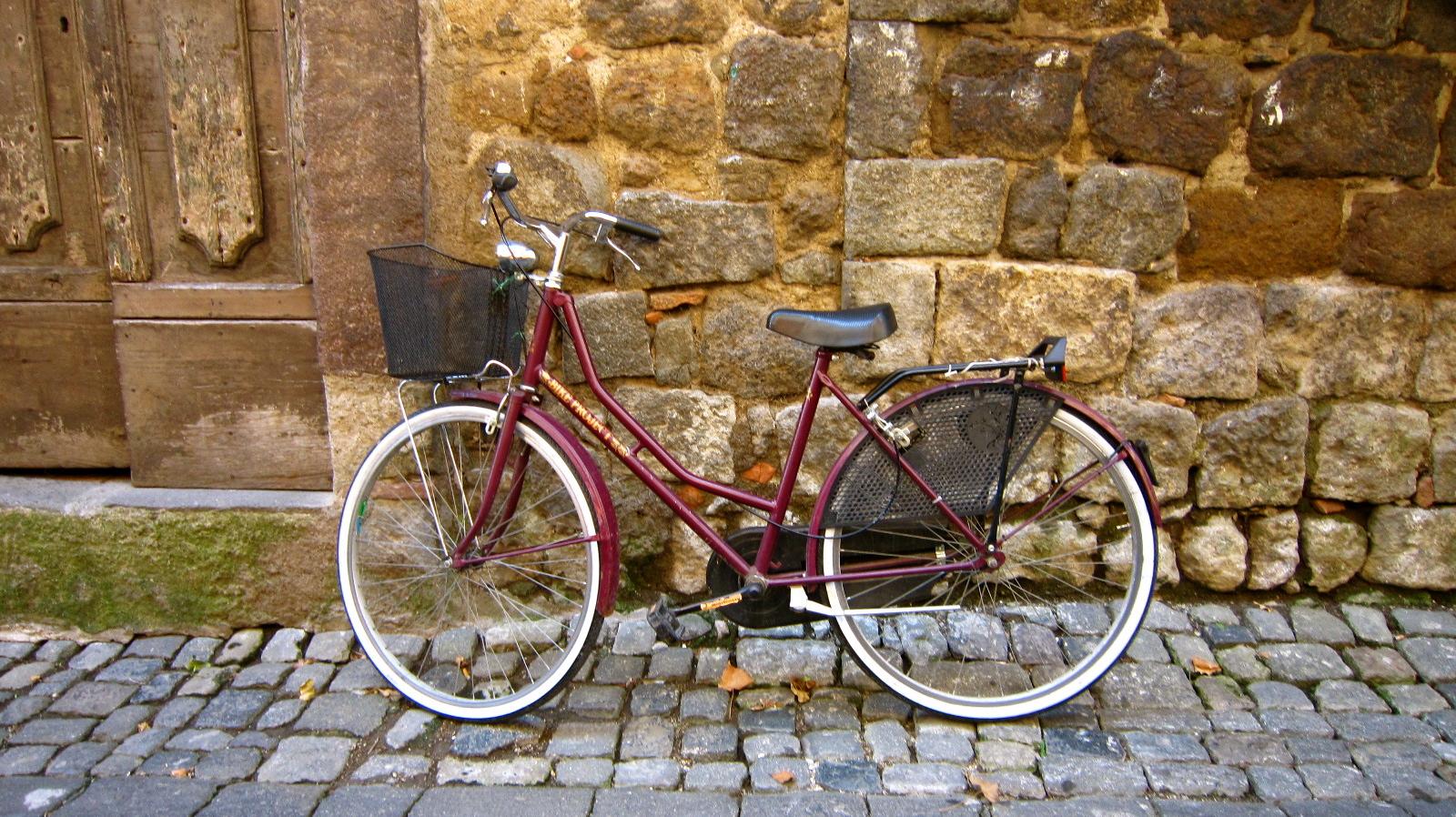Un bici