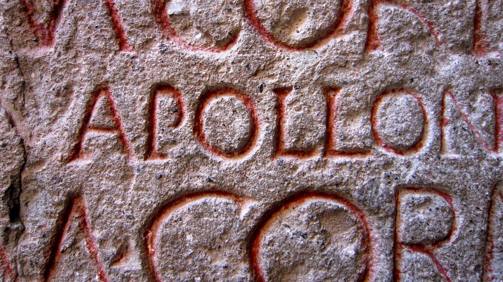 Ancient Engraving