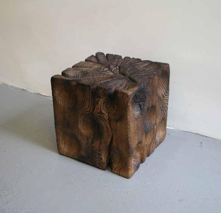 'Waxed Cubes - Oak Denty'