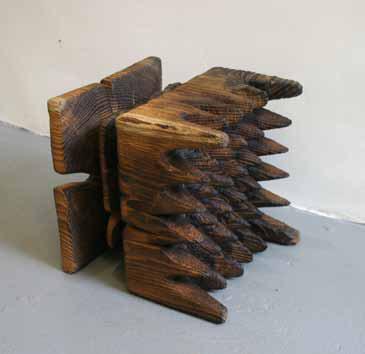 'Waxed Cubes - Oak Mini King'