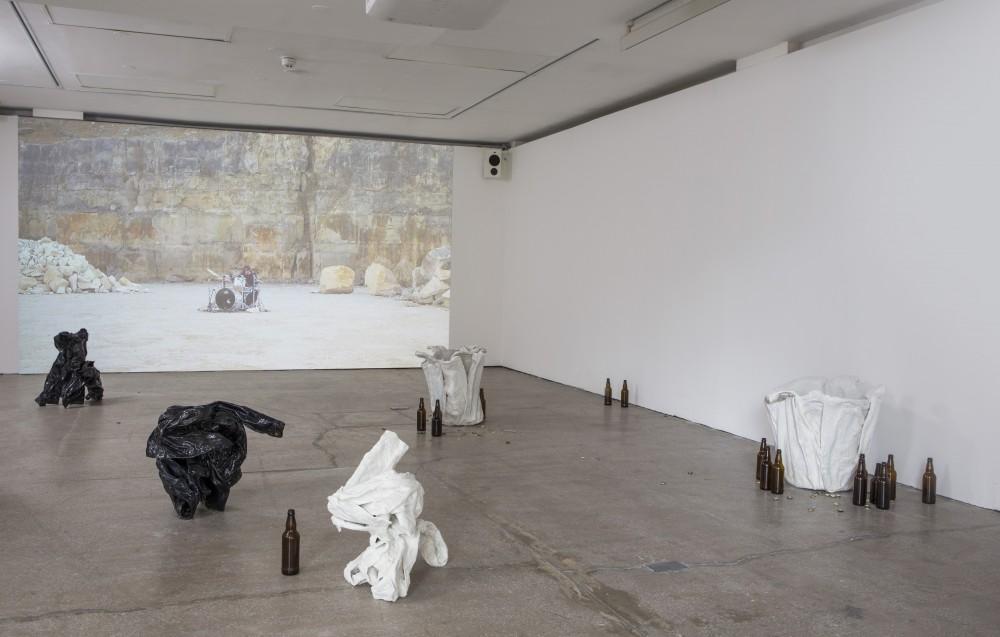 Norwegian Concrete, Castlefield Gallery, 2016