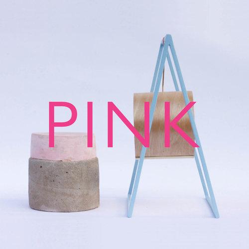 22 OCTOBER 2015 - 28 NOVEMBER 2015 - PINK - CLARE BURNETT