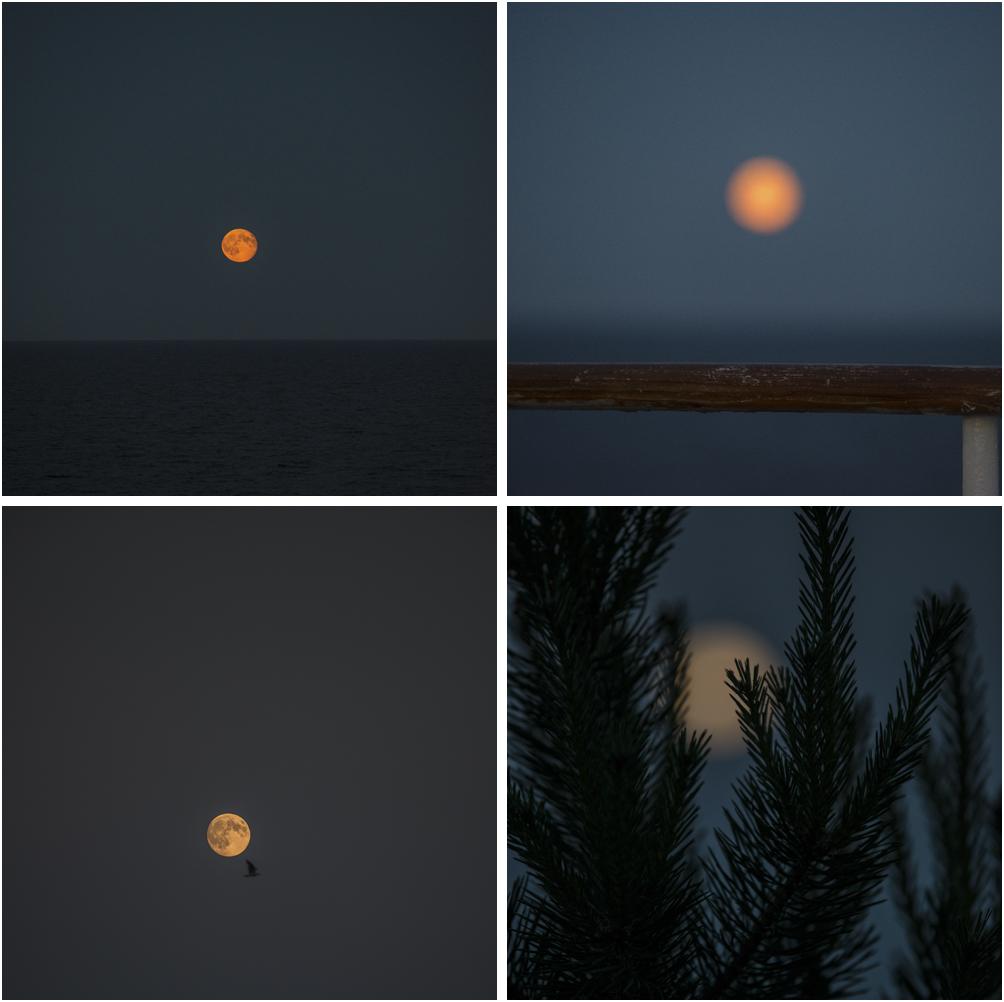 Supermåne (på engelska supermoon ) myntades av astrolog Richard Nölle 1979 och definieras som en nymåne eller fullmåne som inträffar då månen är som närmast eller nära (inom 90 procent av) sitt närmaste avstånd till jorden i en viss bana ( apsis ). Kort sagt, jorden, månen och solen är alla i en linje, med månen i sin närmaste position till jorden.  Nästa gång vi kan vänta oss det är 14 November 2016.   Här i svedala så tycket jag inte det va så värt super med denna måne, men fände mig ändå tvungen att ta några bilder..