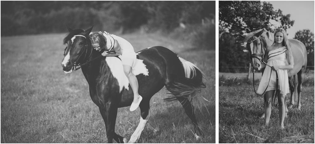 Bloggen har gått på tomgång ett tag, men nu är det på tiden att ta tag i saken igen, för annars glömmer ni kanske bort mig..  Här kommer två bilder på min Systerdotter med en häst som jag har glömt namnet på... :-)   Jag bad om att få komma och ta lite bilder på hästen och när dom rider, dels för det är skoj men också för att träna lite, Det är inte lätt att fång fina bilder för det är snabba rörelser samt sjukt mycket flugor och andra flygfän...