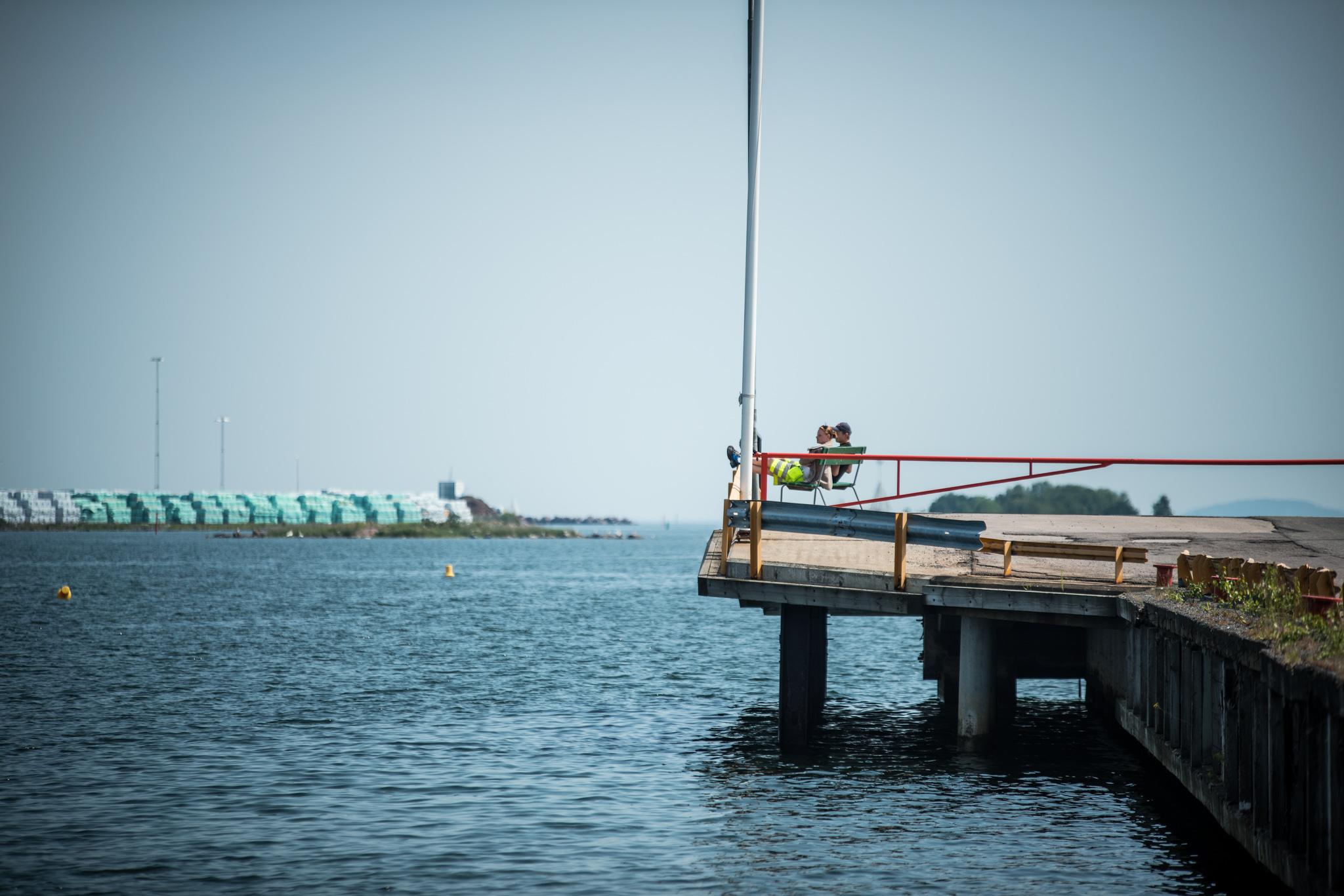 Fördel att jobba på Destination Gotland.
