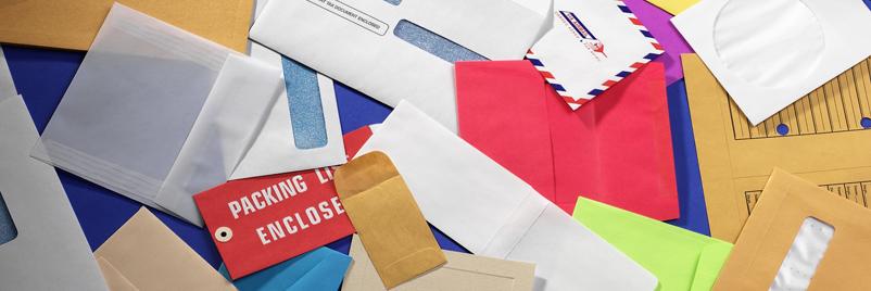 Stock Envelopes