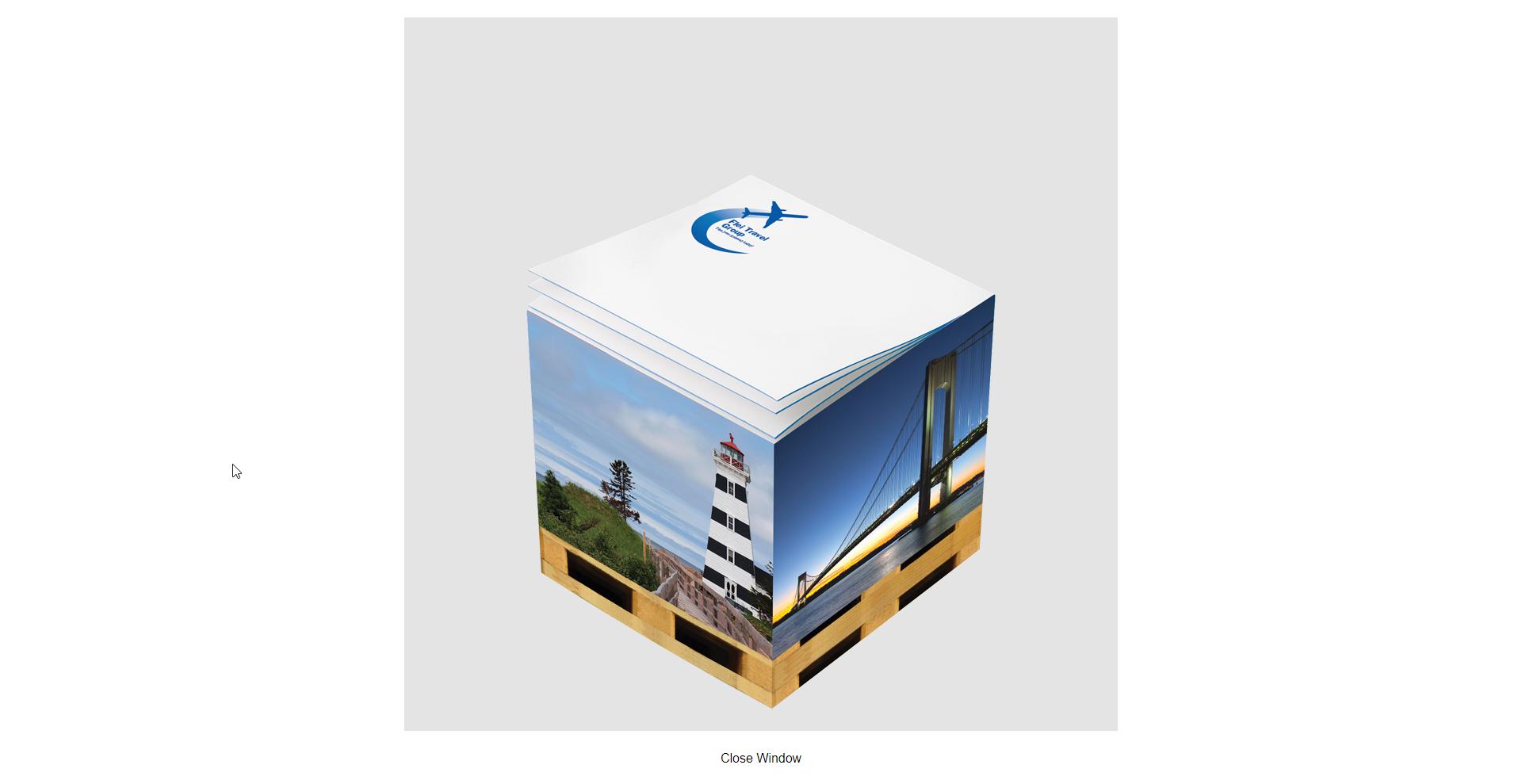 Pallet Cubes
