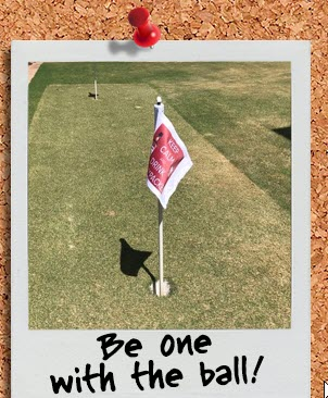 Putting Green Flags