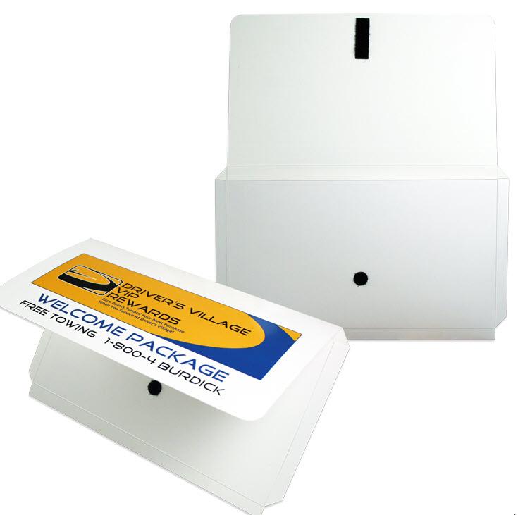 Velcro Folder