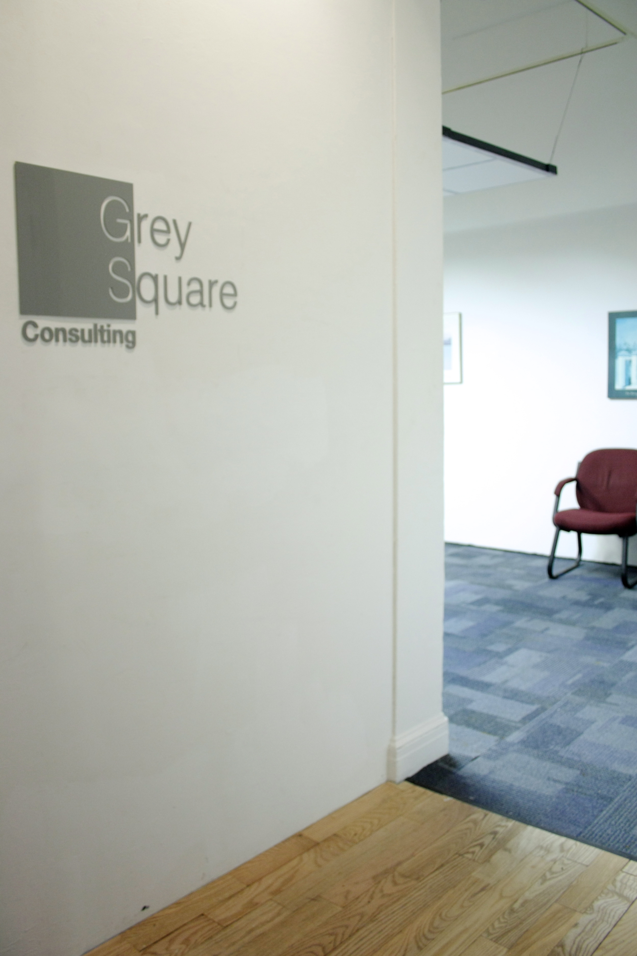 Entrance Office Space