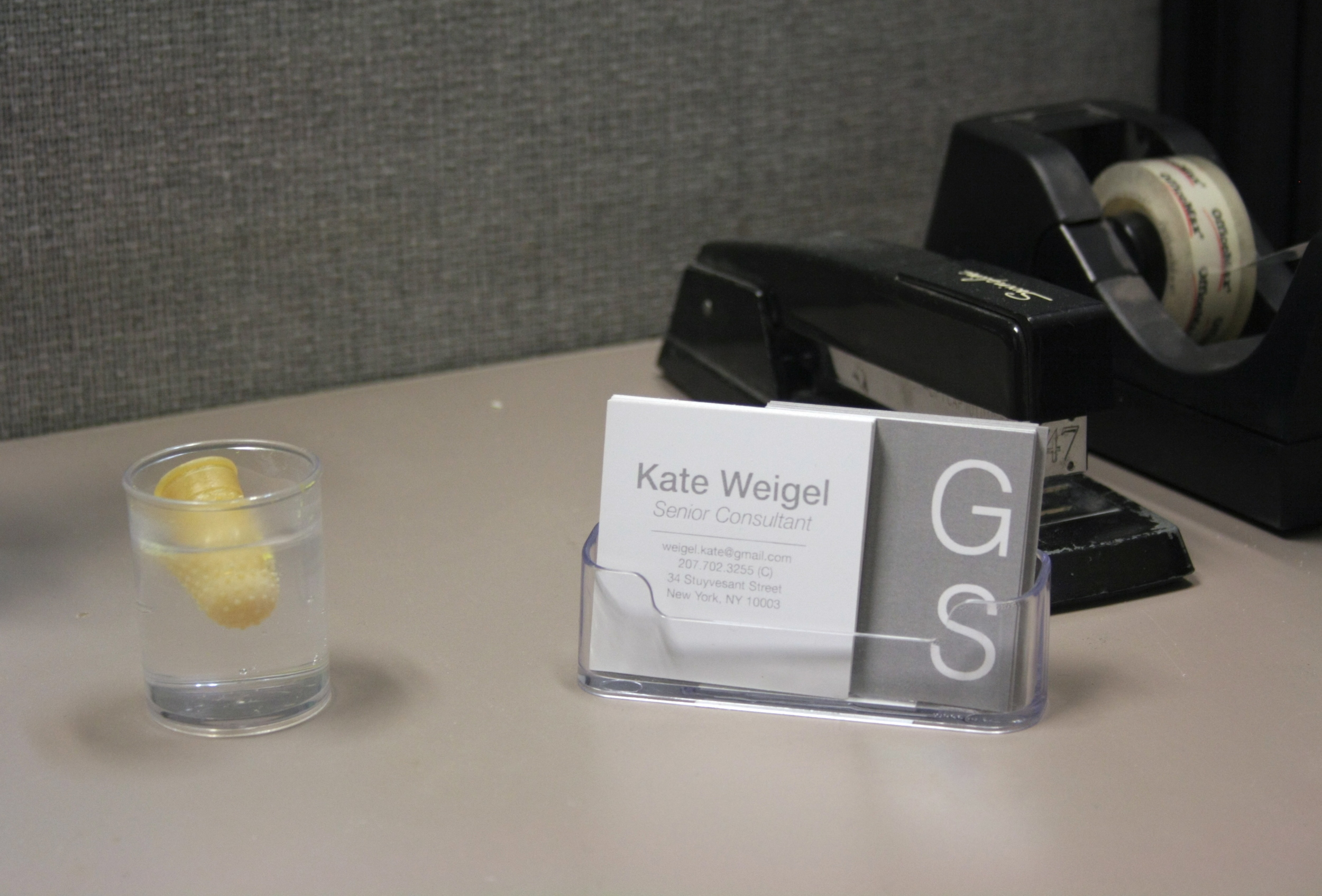 Kate Weigel Office Space