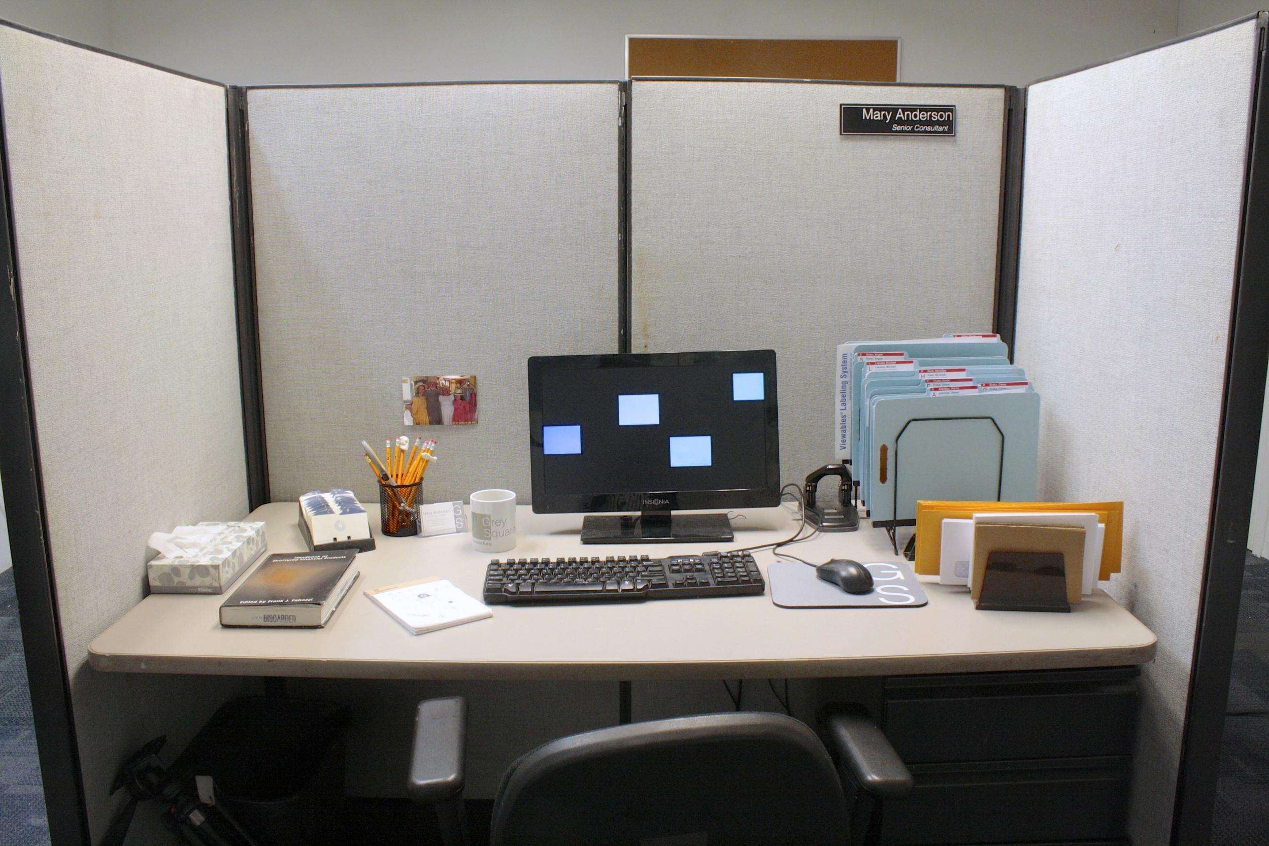 Mary Anderson Desktop