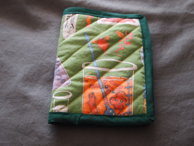 Embroidery case