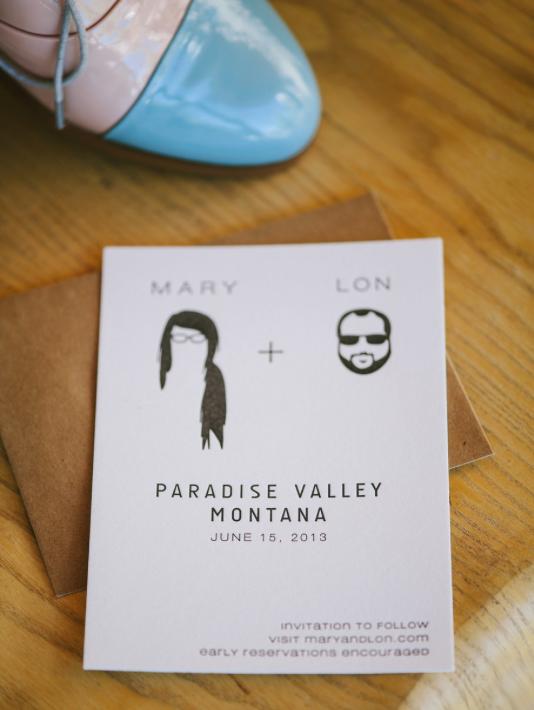 Mary Crantford & Lon Marchand