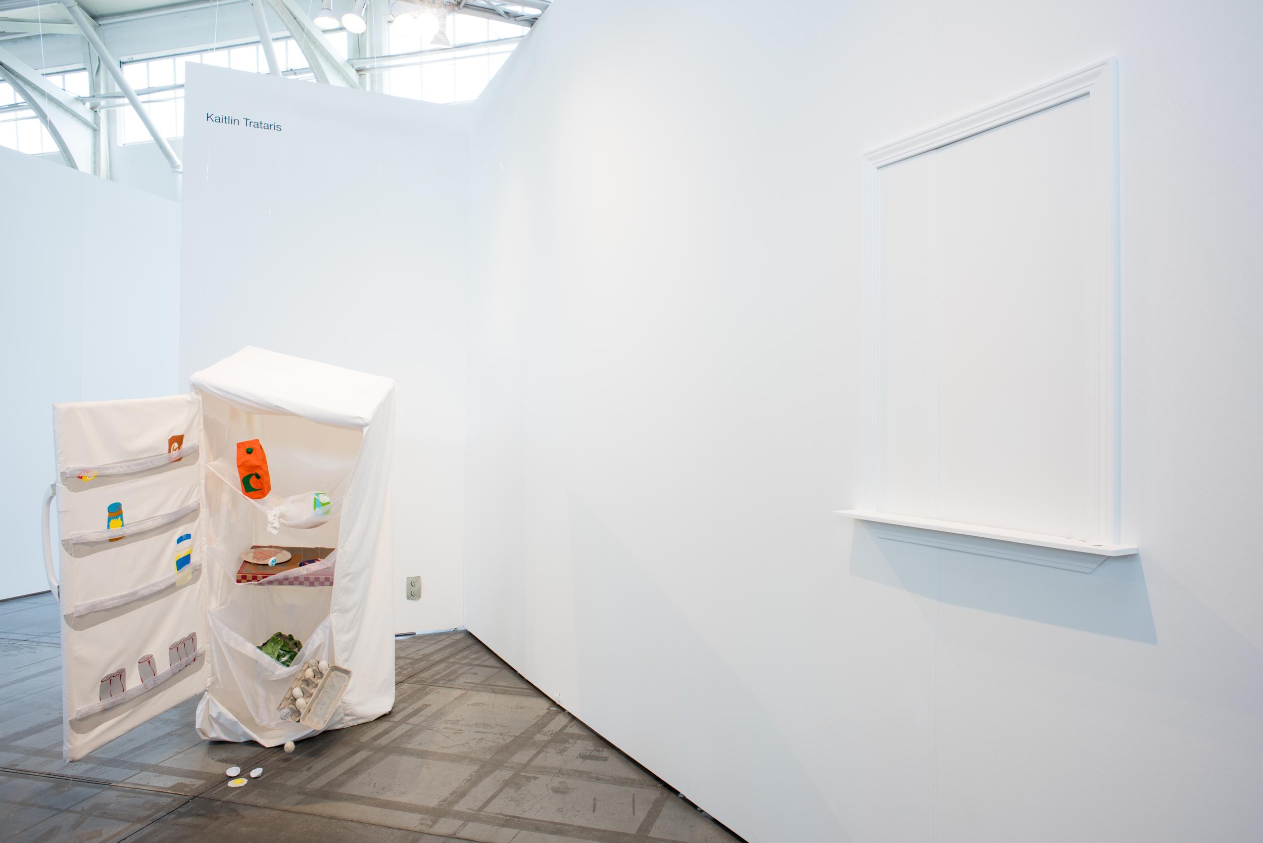 """Look At the Mess We've Made"" (Exhibition view at Fort Mason, San Francisco, CA), 2016"
