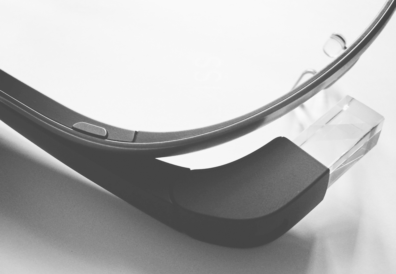Hands on Google Glass. Expect a blog post soon.