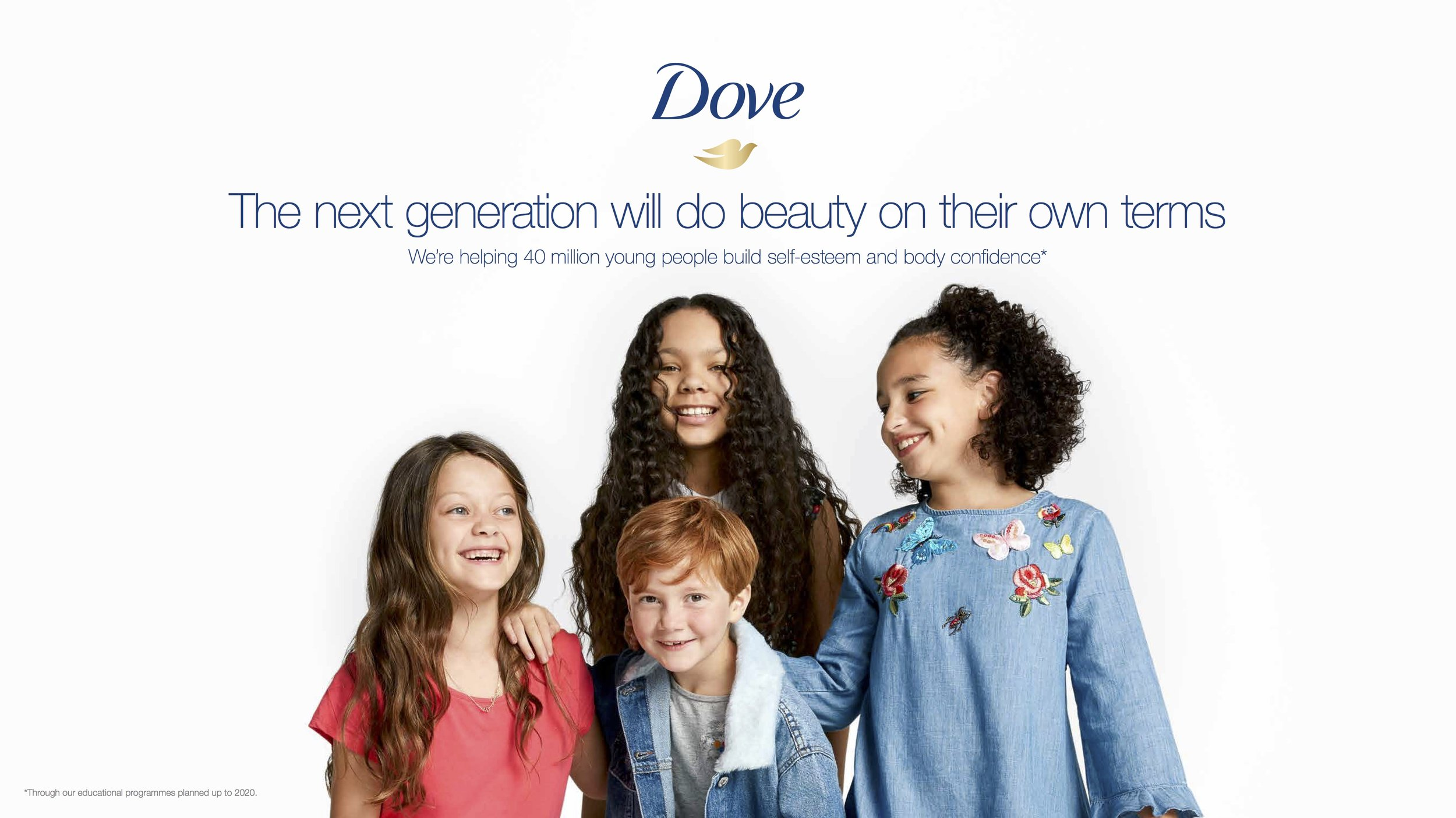 Dove Real Women - Commercial Casting Director Tree Petts