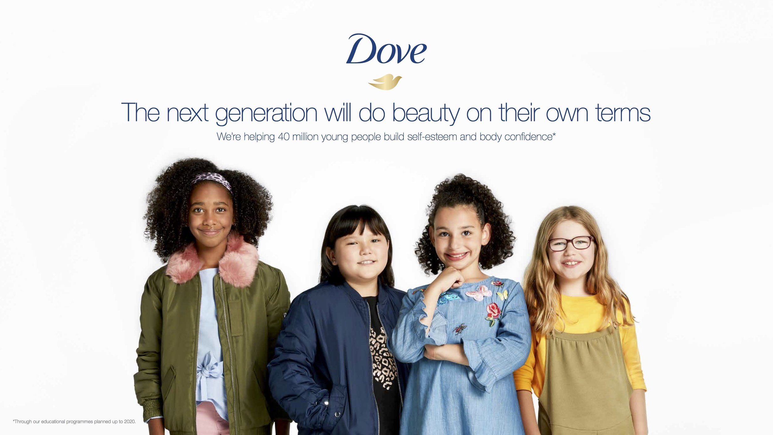 Dove Real Women Commercial - Casting Director Tree Petts