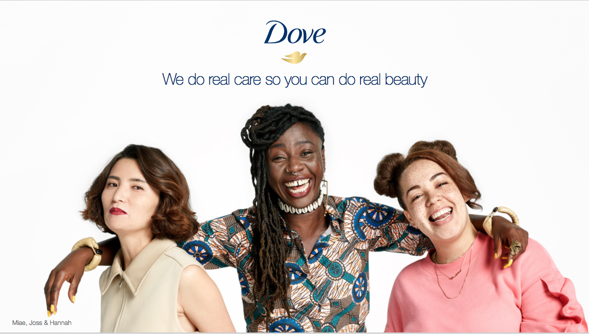 Dove Real Women - Commercial Casting by Tree Petts