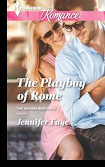 The Playboy of Rome (The DeFiore Brothers, bk 1)