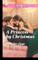 A Princess by Christmas (Twin Princes of Mirraccino, bk 1)