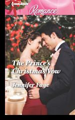 The Prince's Christmas Vow (Twin Princes of Mirraccino, bk 2)