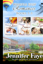 Whistle Stop Boxed Set, books 1-3