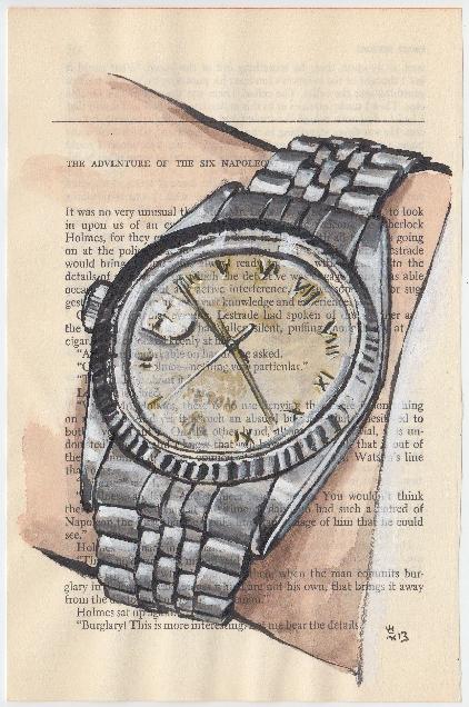john lafreniere- Rolex Oyster Perpetual Datejust.jpg