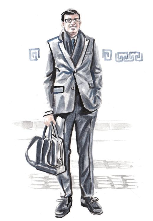 Daily Fashion 139 Tomas Vega