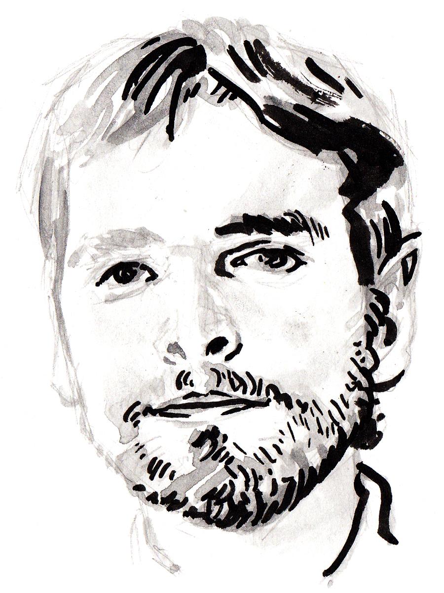 Tomas Adam article portrait