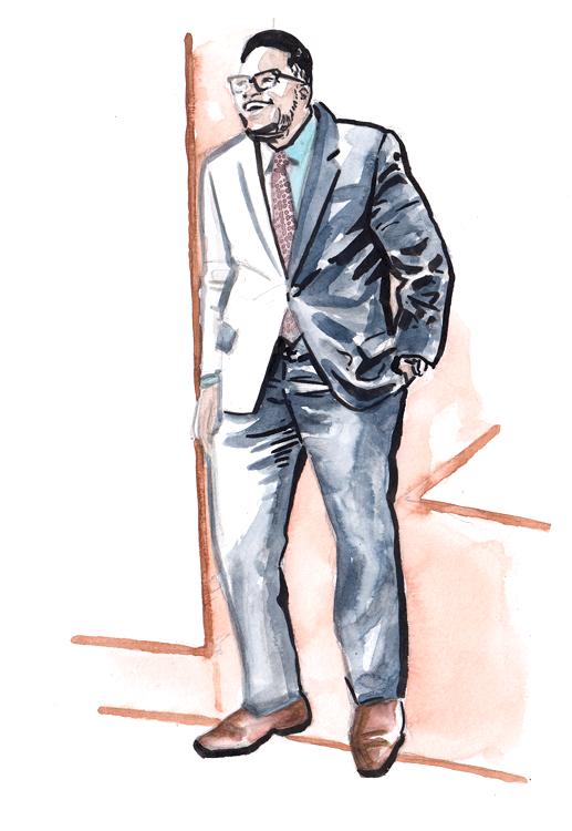 Daily Fashion Illustration 164, Destin Grayson
