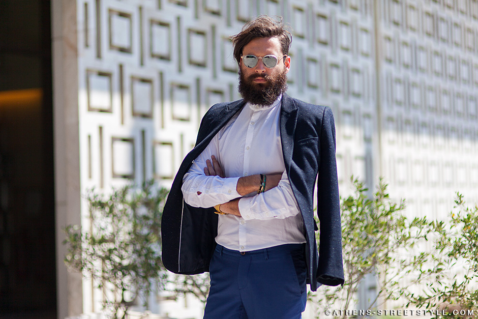 click on the image to see more of the photos at  Athens-StreetStyle.com